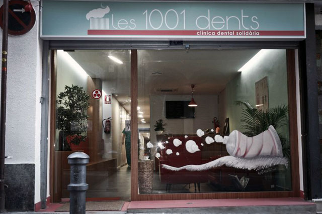 Clínica Les 1001 dents en Barcelona