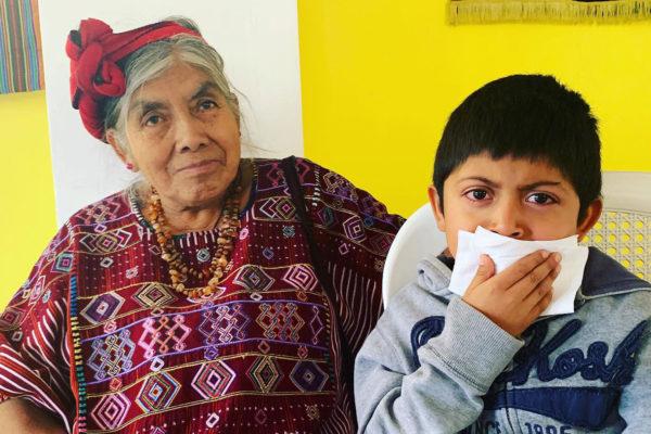 Actuación odontológica de Acción Planetaria en Guatemala