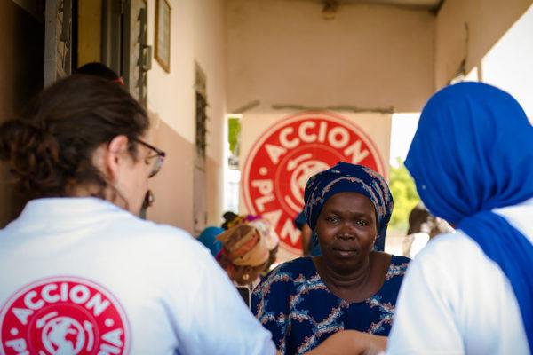 Actuación odontológica en Senegal
