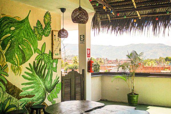 Hotel de turismo responsable en Satipo (Perú)
