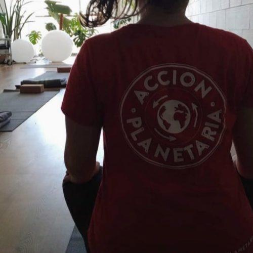 Sahayak Yoga es un proyecto de Yoga Solidario en Barcelona