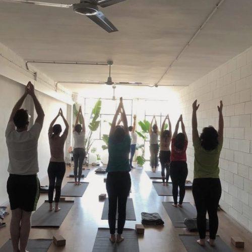 Sahayak Yoga - Acción Planetaria