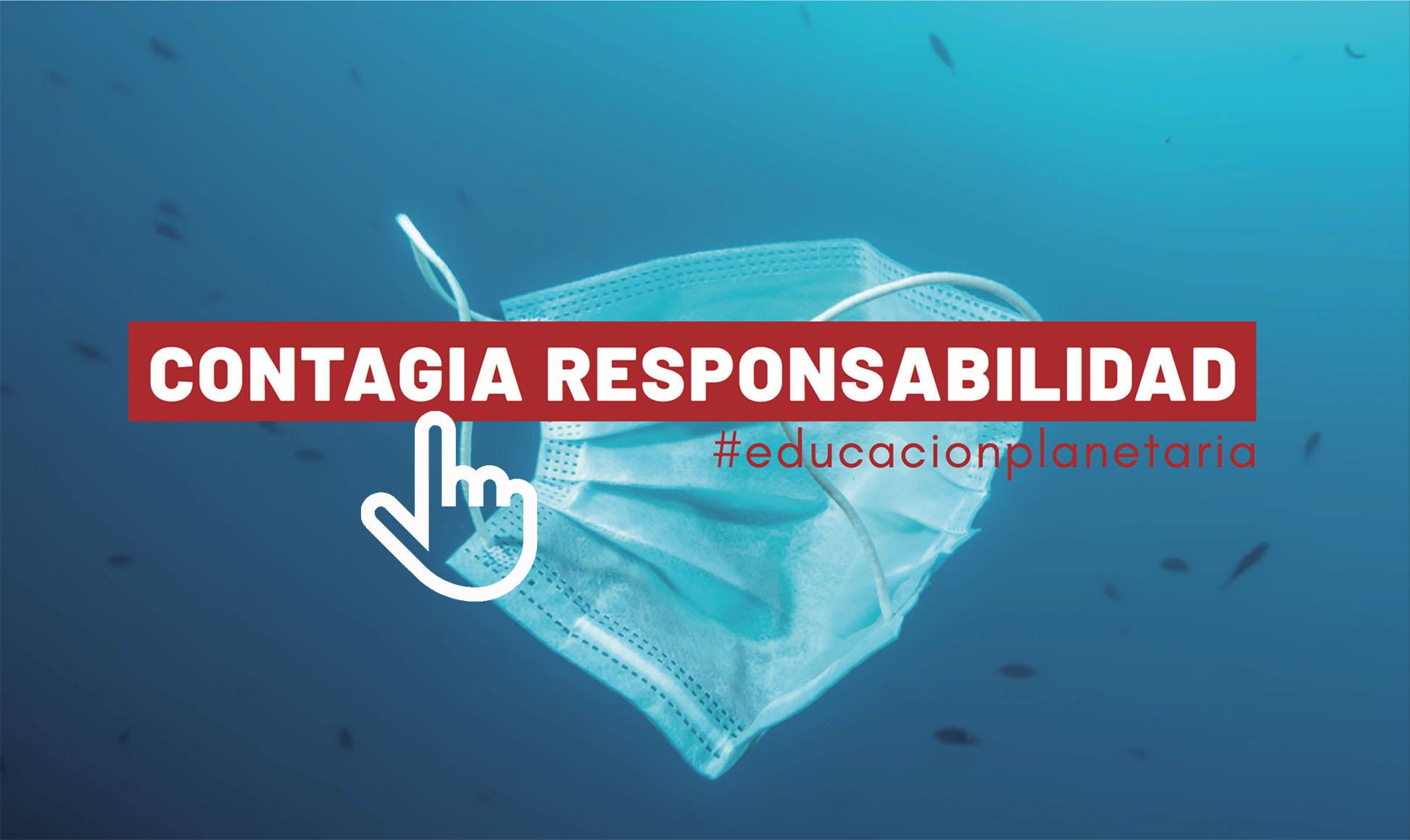 Contagia Responsabilidad - Haz Click